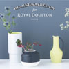 Royal Doulton refreshes its popular HemingwayDesign Giftware collection with alternative colour glazes